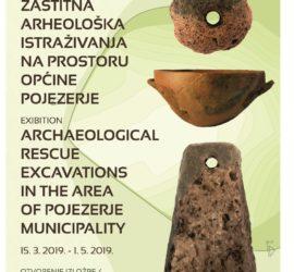 Zaštitna arheološka istraživanja na prostoru Općine Pojezerje