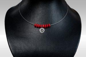 Ogrlica perle 1 motiv