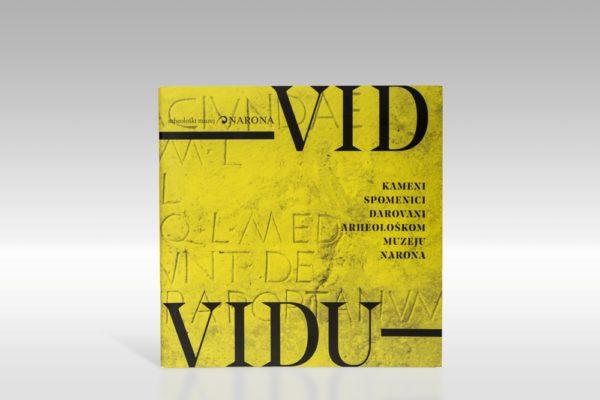 Katalog izložbe Vid Vidu